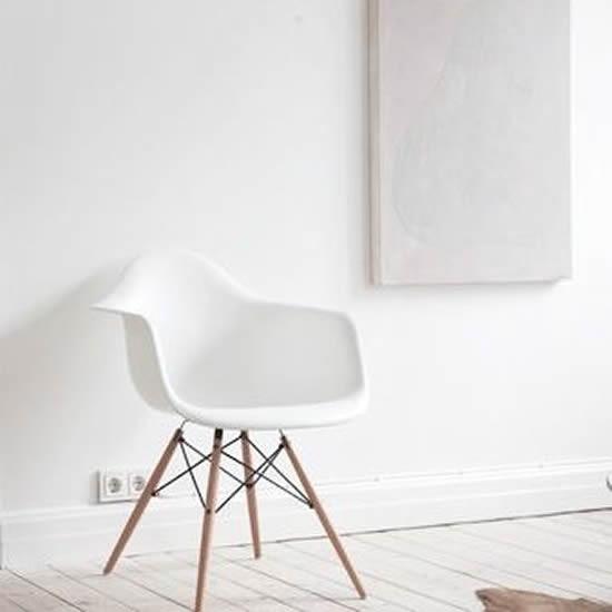 10012-Silla Réplica Eames Armchair Blanca_c